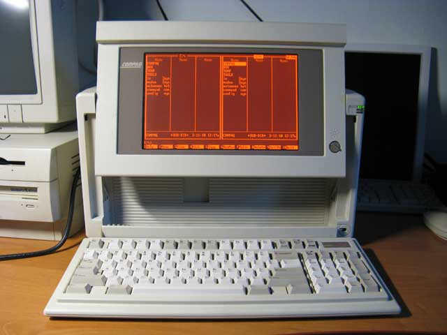 Compaq Portable III ≈ non-working computers does not happen! — IT ...